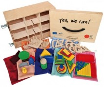 Yes, we can! Mathe-Box mit DVD